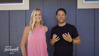 Bethany Hamilton and Aaron Lieber on Unstoppable Opening Weekend