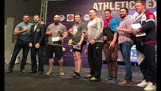 Athletics Expo 2019 сюжет Матч ТВ
