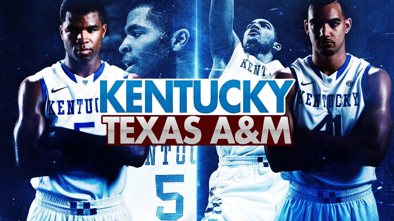 Kentucky Basketball Wildcats Have Found Their Groove: Kentucky Wildcats TV: Kentucky 70 Texas A&M 64 2OT