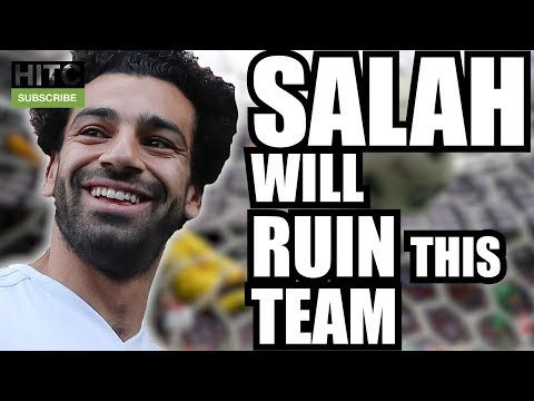 MO SALAH WILL DESTROY THIS TEAM