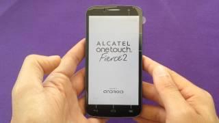 alcatel fierce 2 hard reset for metro pcs\T-mobile