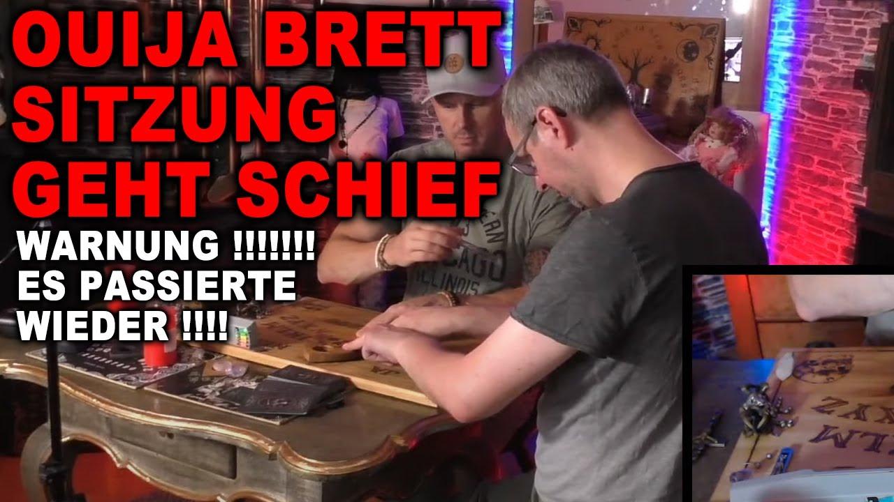 OUIJA  BRETT SITZUNG GEHT SCHIEF  - WARNVIDEO !  | Behind you