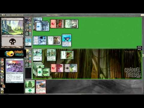 Channel Conley - MD5 Draft #1 - Match 2, Game 1
