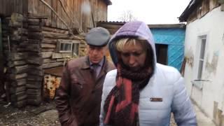 Комиссия осмотрела разрушающийся дом в Бердске