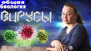 Вирусы и другие неклеточные формы жизни. Урок биологии №79.