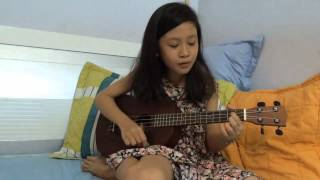 I'm Yours - Ba Kể Con Nghe Ukulele Cover New Version !!!