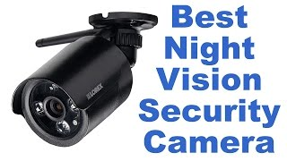 Best Wireless Outdoor Night Vision Security Camera