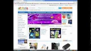 Китайский Интернет Магазин с бесплатной доставкой(, 2013-03-27T00:49:04.000Z)