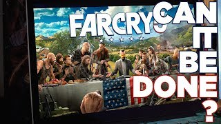 FAR CRY 5 ON A MAC?!
