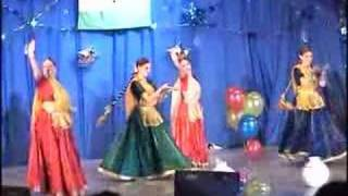 Folk Dance from Uttar Pradesh India