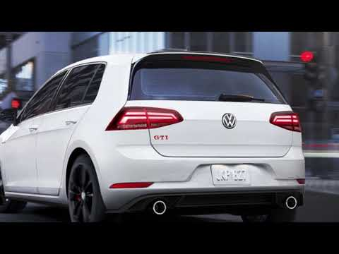 Volkswagen Golf GTI 2019 gets retro inspired Rabbit Edition