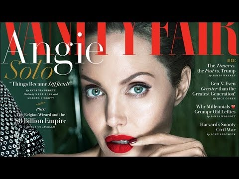 Angelina Jolie talks about 'difficult' split from Brad Pitt   Los Angeles Times