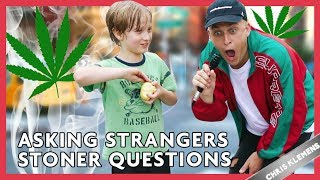 One of Chris Klemens's most viewed videos: Asking Strangers Stoner Questions | Chris Klemens