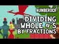 Dividing Whole Numbers by Fractions Song by NUMBEROCK