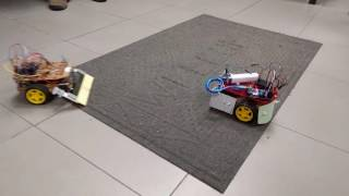 Робо-бои сумо в BrickLab 10.04.16