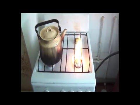 почему коптит газовая плита?