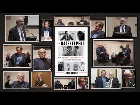 Chris Whipple – The Gatekeepers: How the White House Chiefs of Staff Define Every Presidency