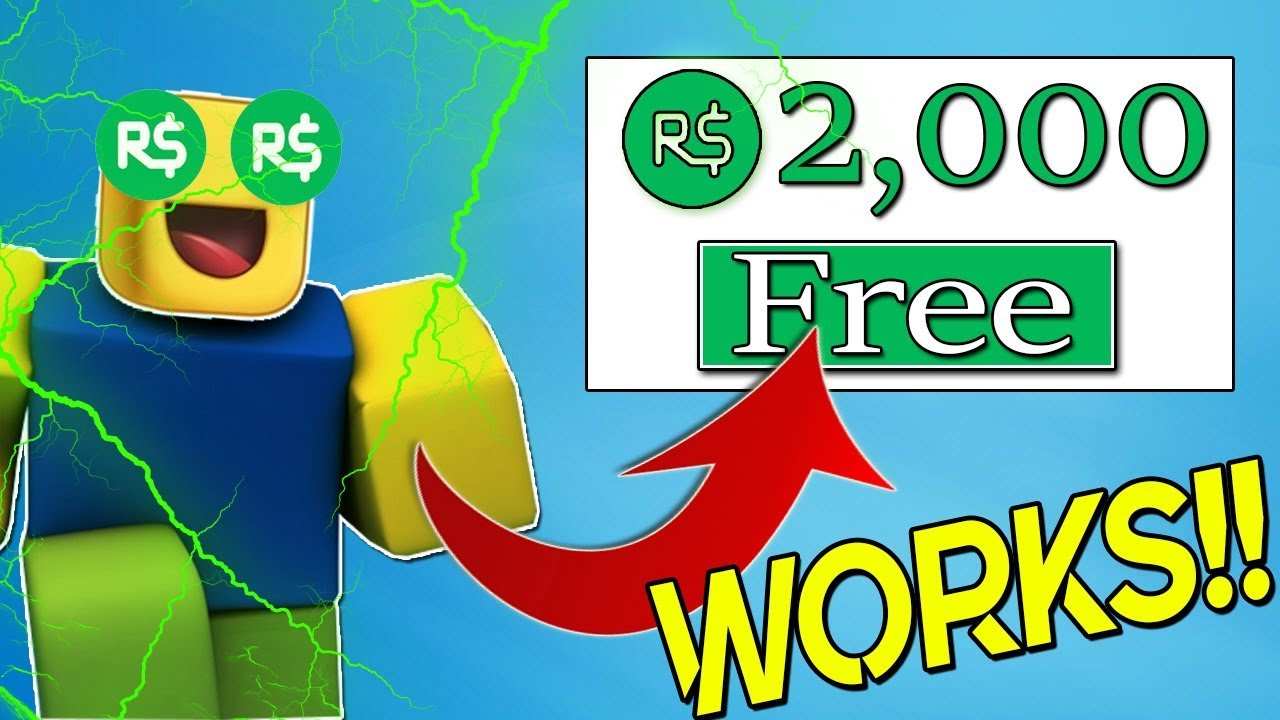 Working How To Get Robux For Free May 2019 Roblox