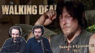 The Walking Dead Season 4 Episode 12 Reaction