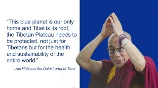COP21: His Holiness the Dalai Lama's message (French)