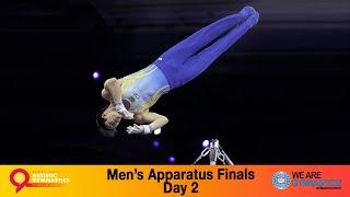 2019 Artistic Worlds, Stuttgart (GER) – Men's Apparatus Finals Day 2, Highlights 8