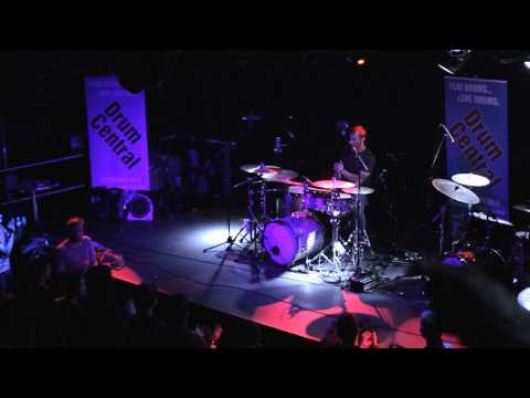 Mike Johnston Drum Clinic - Drum Central