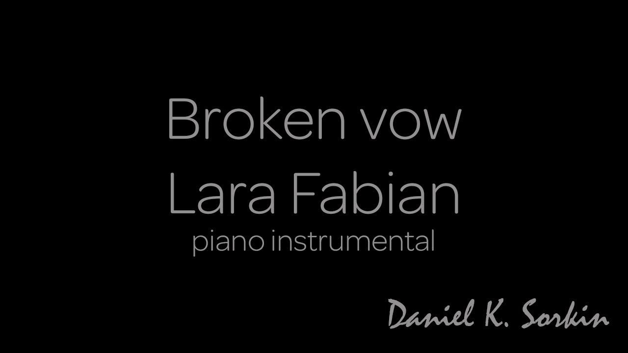 Josh Groban Broken Vow Sheet Music Pdf