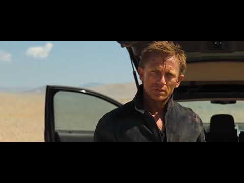 Quantum of Solace - Desert Scene (HD)