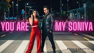 You Are My Soniya Dance Cover   Richa x Agustya Choreography   Kareena & Hrithik