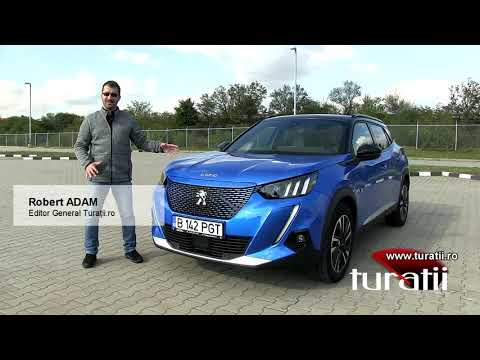 Peugeot E-2008 GT AT 136 CP video 1 of 3
