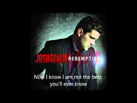 Josh Gracin -- Let you go