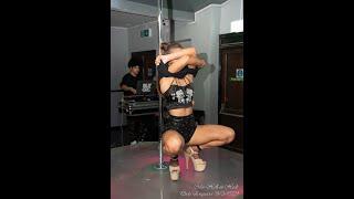 7 Rings Pole Dance Routine | Kaya Coey