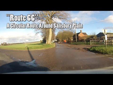 A Circular Drive Around Salisbury Plain