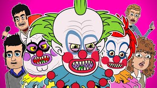♪ KILLER KLOWNS FROM OUTER SPACE THE MUSICAL - Animated Song
