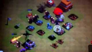 Clash of clans super trolleada número 3 super epica