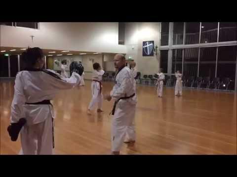 Grandmaster - Martial Arts Instructor - Sun Bae Taekwondo