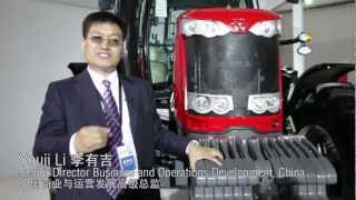 China International Ag Machinery Exhibition 2012 - Day Three: The Power Behind the Brand (English)