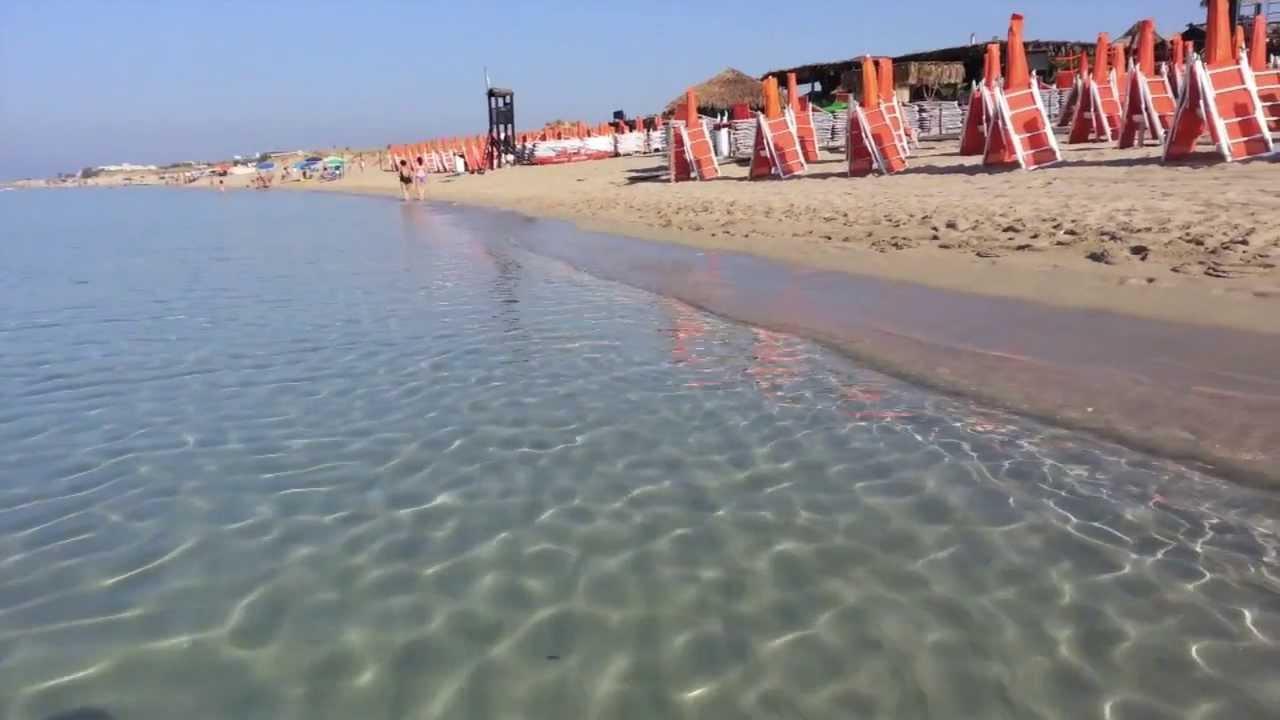 Marina di Lizzano,Taranto,29/07/2013 - YouTube