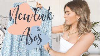 SPRING ASOS & NEWLOOK TRY ON HAUL // Charlotte Olivia