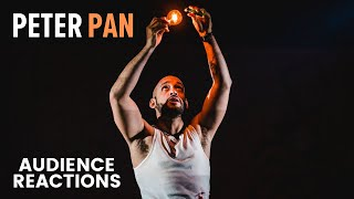Peter Pan Audience Reactions | Running Until 3 Jan 2021 | Barn Theatre