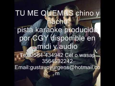 Chino y Nacho – Tú Me Quemas ft. Gente De Zona, Los Cadillacs