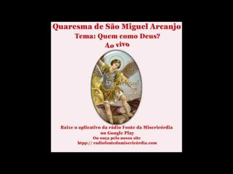 Quaresma de São Miguel Arcanjo 33ª dia