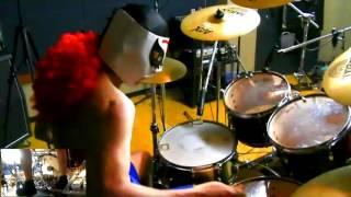 FF5 ビッグブリッヂの死闘を激しく叩いてみた CLASH ON THE BIG BRIDGE DRUM PLAY dainashi / ドラム / ゲーム音楽