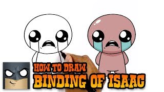 How to Draw Binding of Isaac (Art Tutorial)