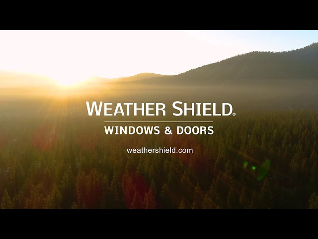 Weather Shield Brand Video | 4K