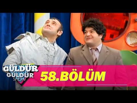 Güldür Güldür Show 58. Bölüm