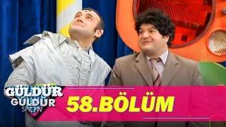 Güldür Güldür Show 58.Bölüm