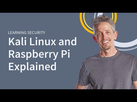 MicroNugget: BackTrack/Kali Linux and Raspberry Pi