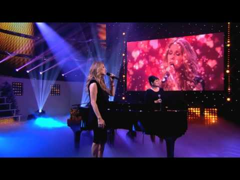 Maurane & Céline Dion Quand on a que lAmour  November 2012