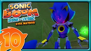 Sonic Boom [#10] - MACHINE ULTIME : METAL SONIC !